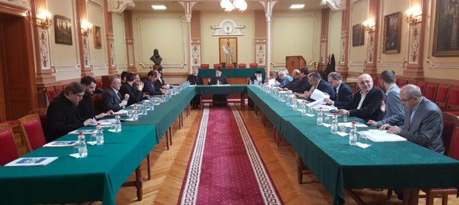 Одржана седница Епархијског савета Епархије сремске