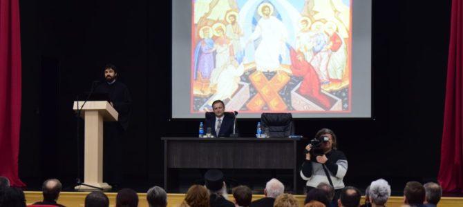 У Бијељини одржано предавање: Дух, душа и тело у хришћанству и науци