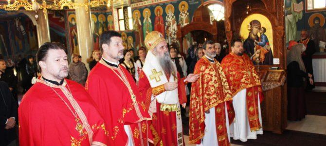 Епископ Фотије: Крст – символ везе са Богом и ближњима