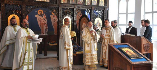 Освећен параклис Светог Георгија у Гарди Војске Србије