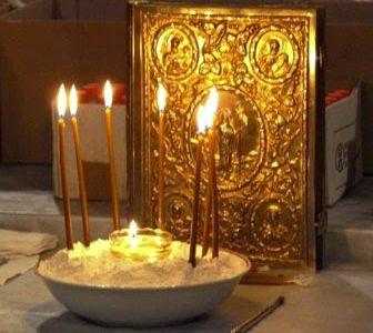 НАЈАВА: Литургија пређеосвећених Дарова у храму Свете Петке у Новој Пазови