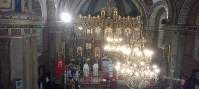 Света архијерејска Литургија у храму Светог Димитрија у Ср. Митровици (звучни запис)