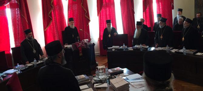 У Београду настављен рад Светог Сабора