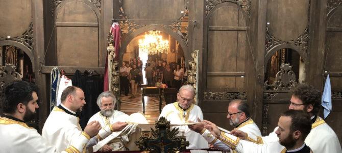 Слава Николајевске цркве у Добановцима