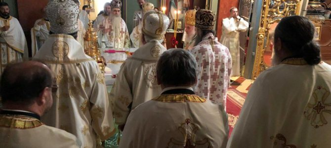 Светом архијерејском Литургијом и свечаном академијом прослављена 170. годишњица од одржавања Мајске скупштине у Сремским Карловцима