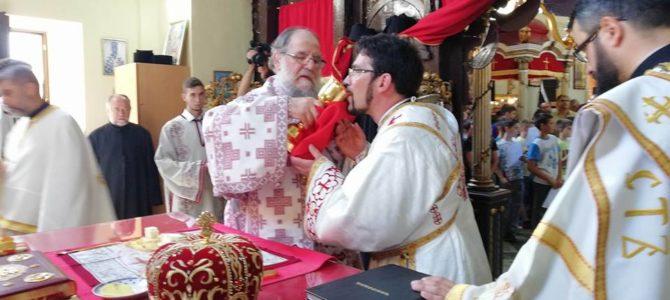 Света архијерејска Литургија и рукоположење у Бешки