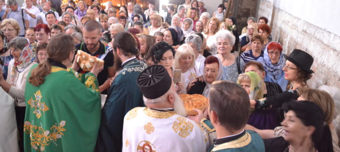 Другог дана Духова прослављена слава Саборног храма у Руми – видео запис