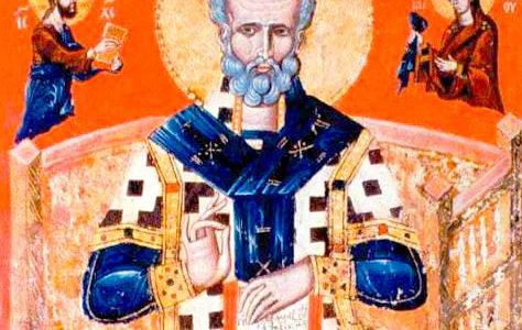 Пренос моштију Светог oца Николаја