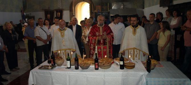 Шимановчани прославили своју храмовну славу