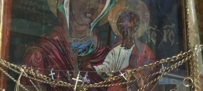 Богородица бајталска у Вазнесењској цркви