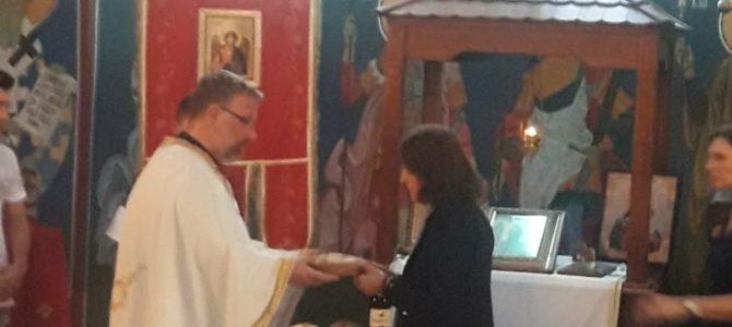 Прослављен Свети Јован Рус у Хртковцима