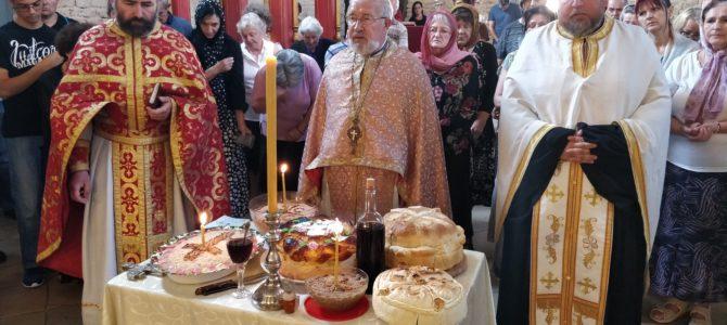 Коло српских сестара из Руме прославило своју славу