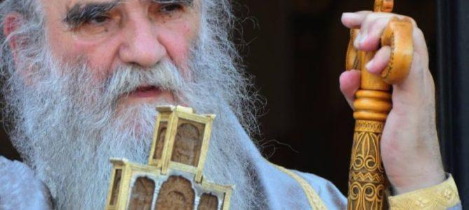 """Митрополит Амфилохије у Ћелијама: """"Сасуд Божије благодати – свети старац Јустин"""""""