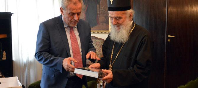 Патријарх српски примио градоначелника Загреба