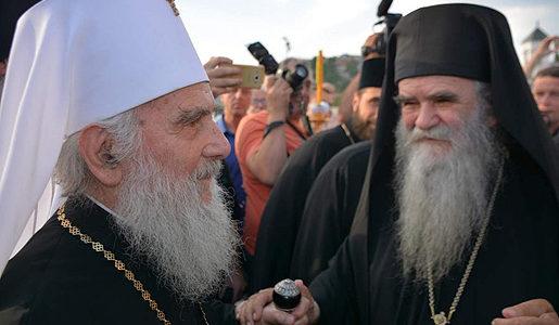 Патријарх Иринеј: У Црној Гори Цркви горе него под Османлијама, а Србима него у НДХ