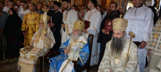 Хиротонисан Епископ диоклијски г. Методије