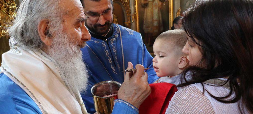 Слава цркве Светих апостола Петра и Павла у Топчидеру