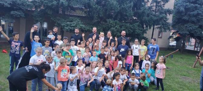 Сабор деце у Угриновцима