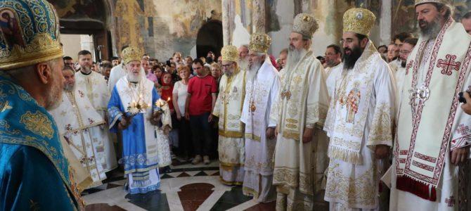 Шест векова манастира Манасије