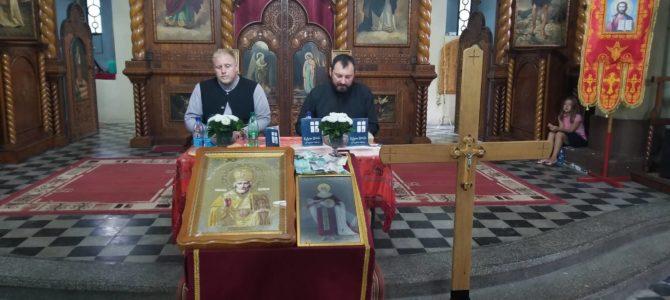 """Одржан разговор на тему """"Живот у Цркви"""" у Кленку"""
