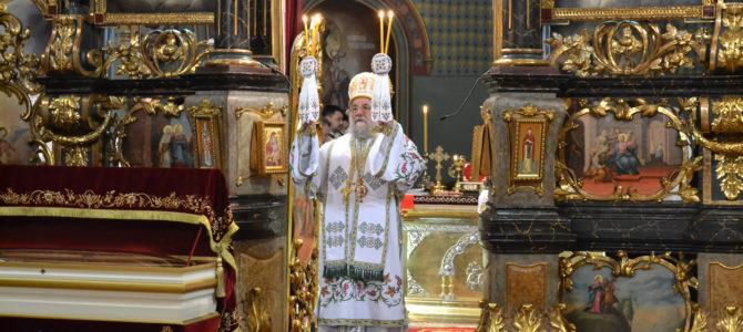 НАЈАВА: Распоред богослужења Његовог Преосвештенства Епископа сремског г. Василија