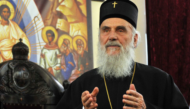 Патријарх Иринеј о Косову и Метохији