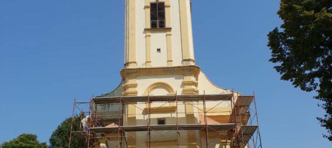 Обнова храма Преноса моштију св. оца Николаја у Шиду
