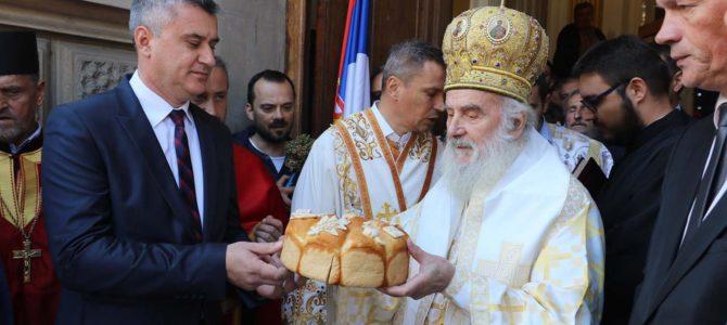Крстовдан – заветна слава Општине Земун