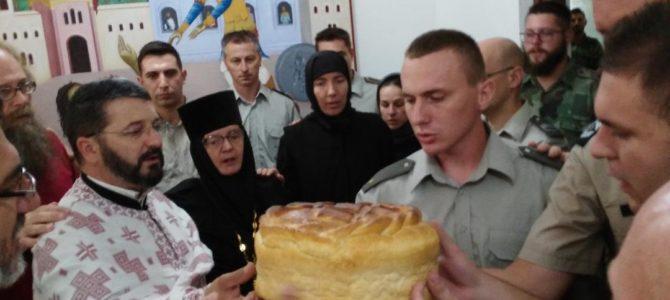 Свети Александар Невски Слава војног параклиса у Сремској Митровици