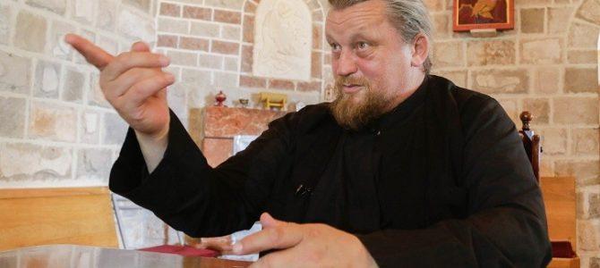 ЕКСКЛУЗИВНО: интервју са Протосинђелом Сергијем (Рекић), сабратом манастира Острог