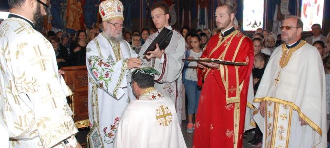 Покров Пресвете Богородице у цркви Светих Кирила и Методија у Бусијама