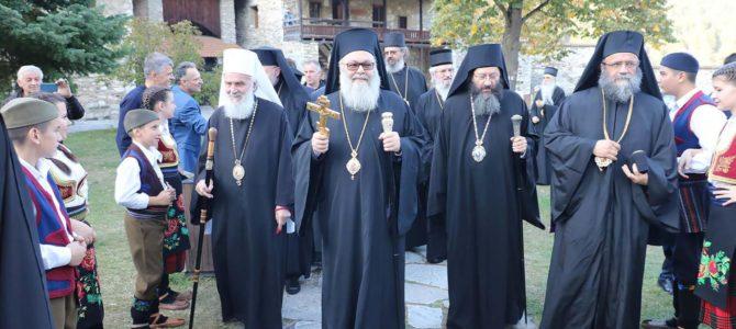 Патријарси се поклонили светињи студеничкој