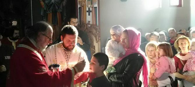 Света Архијерејска Литургија у Новој Пазови
