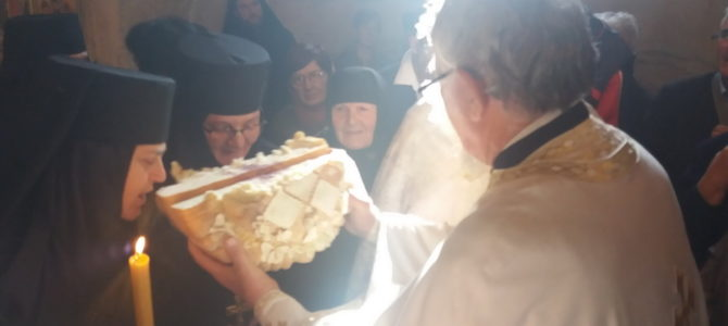 Слава манастира Петковице