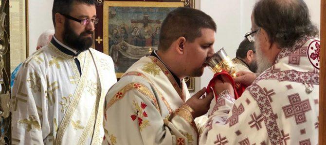 Епископ сремски Василије на Крстовдан служио у Прогару