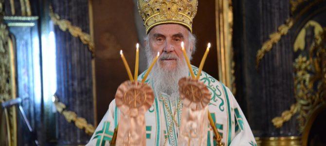Ексклузивно – Патријарх Иринеј у Боцвани: Радује се Небо и земља!