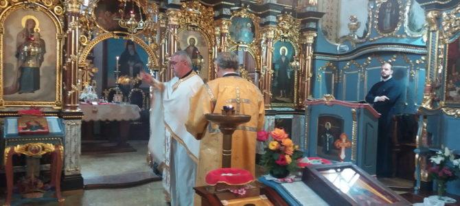 Прослављање Свете Петке у Сурчину
