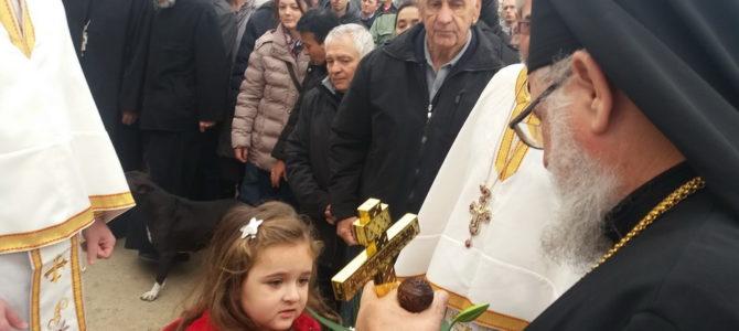 Освећена нова црква Светог апостола Матеја у Сурчину