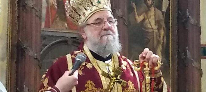 Слава Богословије Светог Арсенија Сремца у С. Карловцима (видео запис ТВ Храм)