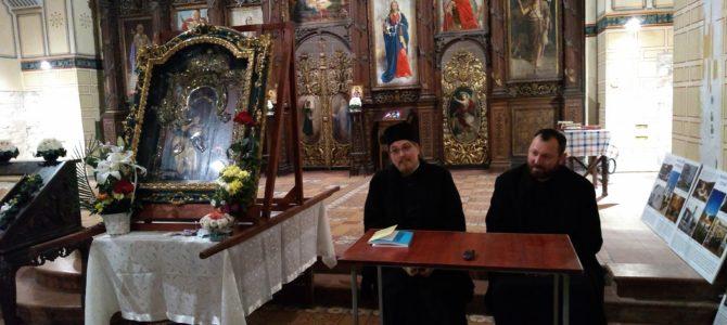 У Руми одржано предавање о Пресветој Богородици и Њеним чудотворним иконама