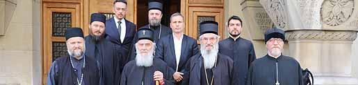 Патријарх српски г. Иринеј допутовао у Београд