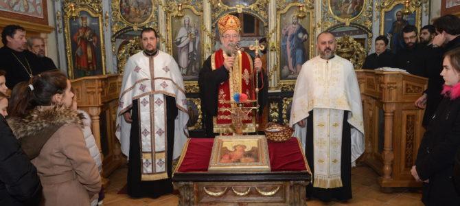 Освећење новог парохијског дома у Илинцима