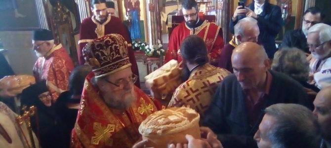 Светом архијерејском Литургијом прослављена слава манастира Велика Ремета