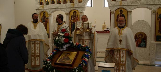 Прва храмовна слава Светог апостола Матеја у Сурчину
