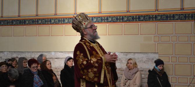 НАЈАВА: СВЕТА АРХИЈЕРЕЈСКА ЛИТУРГИЈА У ИНЂИЈИ НА ВАВЕДЕЊЕ
