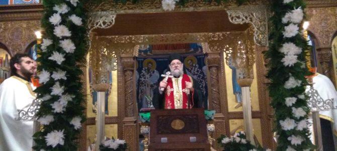 Дочек честице моштију Светог Нектарија Егинског