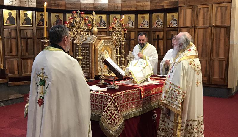 """Патријарх Иринеј: Библија да нам буде """"настољнаја књига"""""""