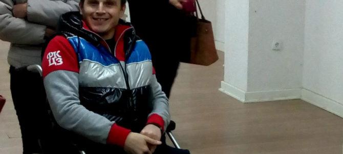 Хуманитарна изложба слика за помоћ Срђану Шакотићу