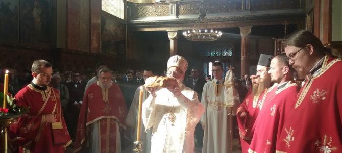Слава Карловачке богословије Свети Арсеније Сремац