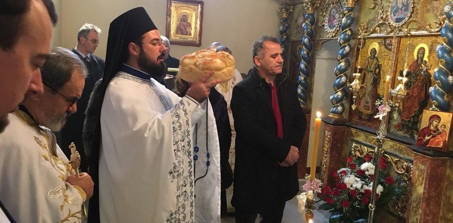 Празник Ваведења Пресвете Богородице свечано је прослављен у Ваведењском манастиру у Сремским Карловцима